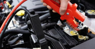 car battery not charging