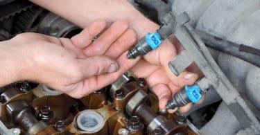 bad fuel injector