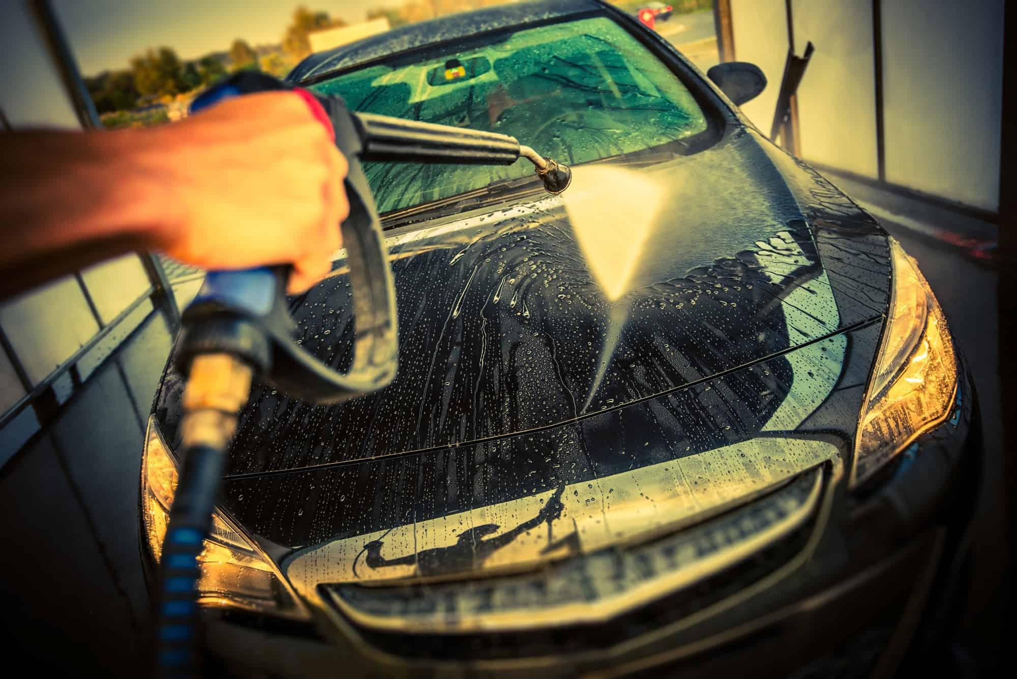 best car pressure washer