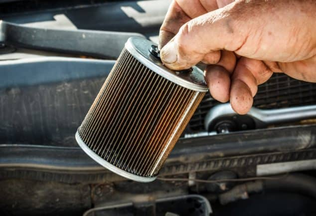 symptoms of a bad Fuel filter