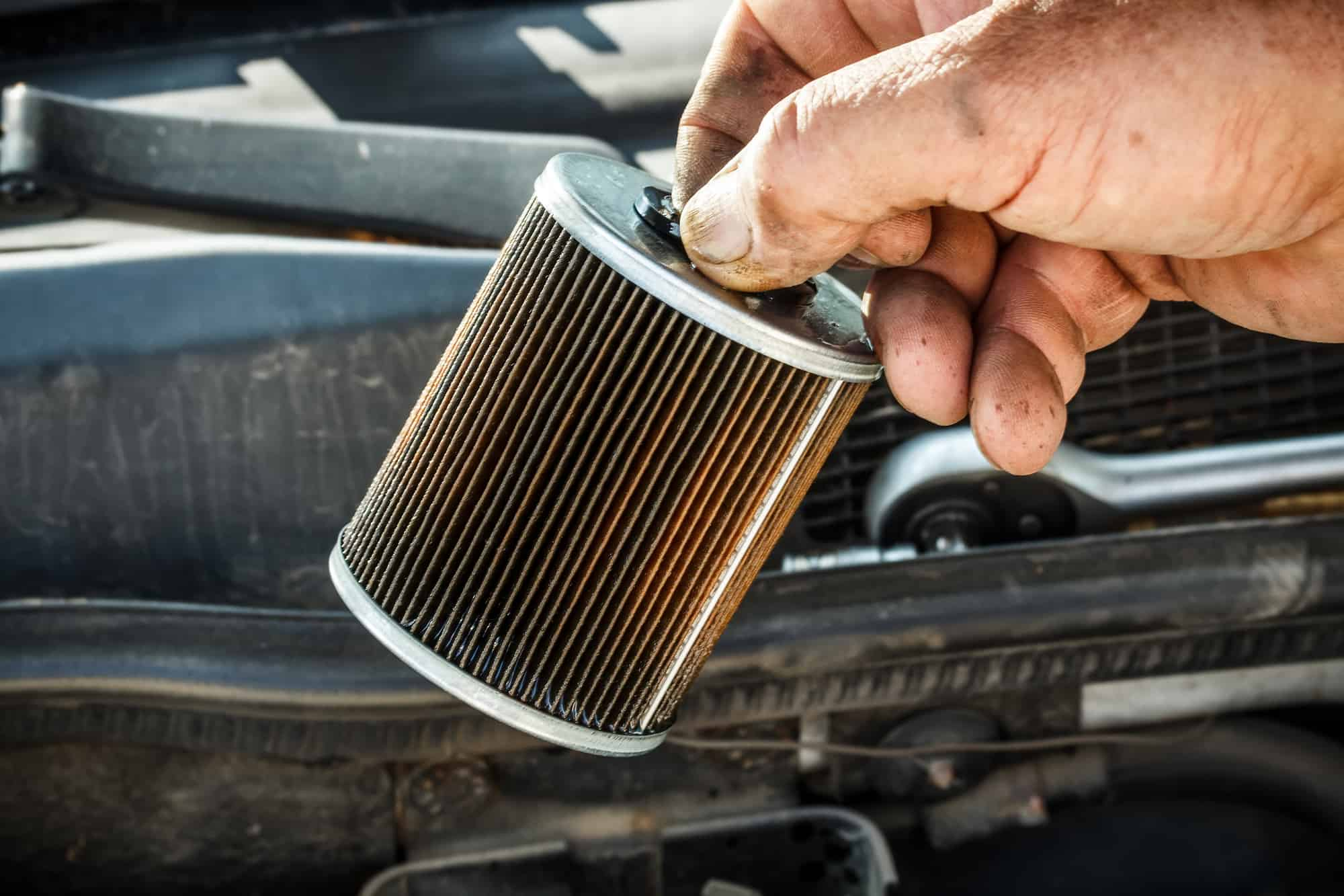 What Are The Symptoms Of A Bad Fuel Filter? - The Motor GuyThe Motor Guy