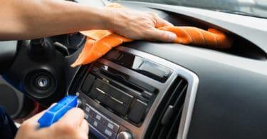 best dashboard cleaner