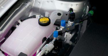 Coolant Thermostat (Coolant Temperature Below Thermostat Regulating Temperature)