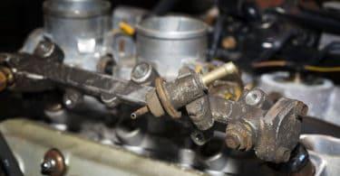 bad fuel regulator