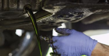 causes of low oil pressure