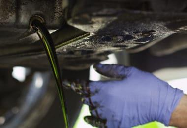 causes of low oil pressure