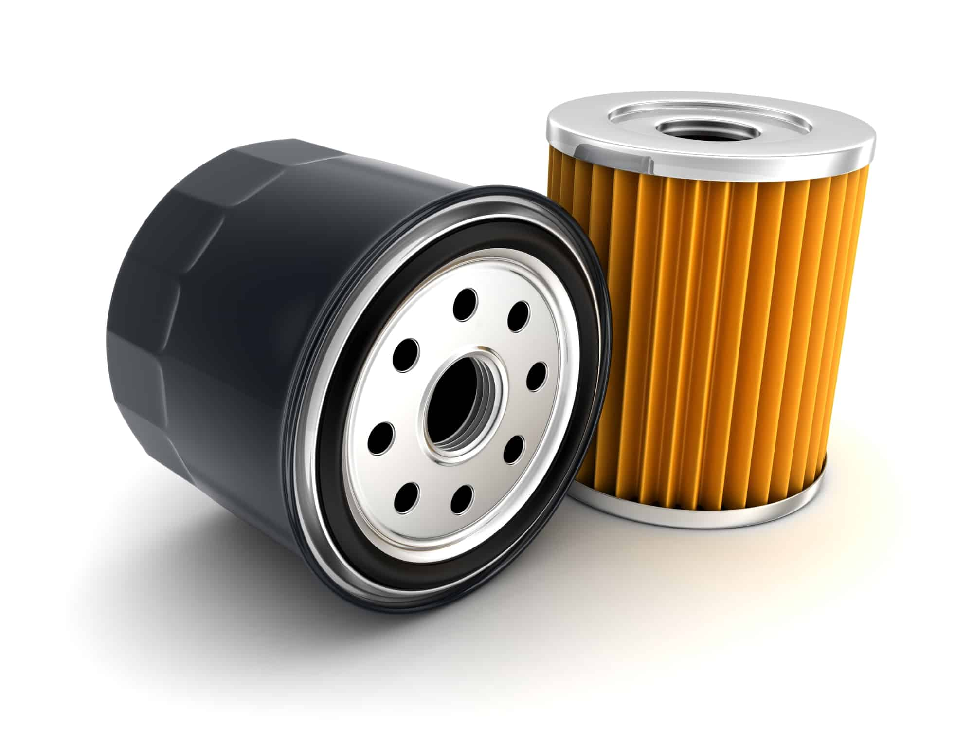 leaky oil filter