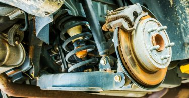 bad brake caliper symptoms