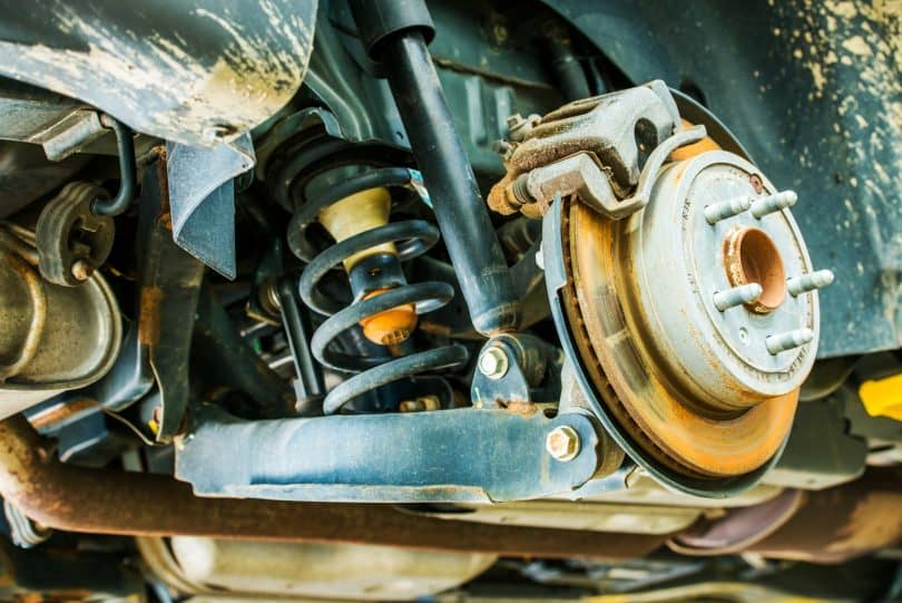 bad brake booster symptoms