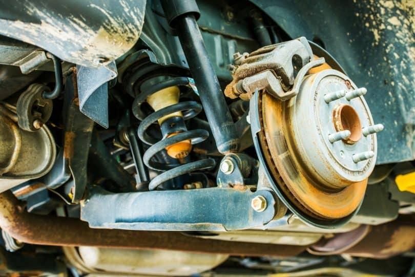 bad brake caliper symptoms