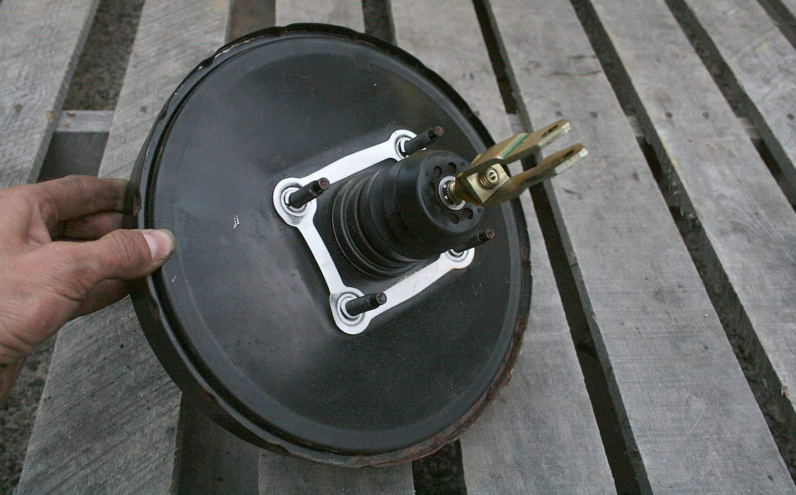 bad brake booster