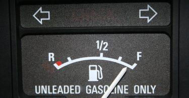 water in gas tank