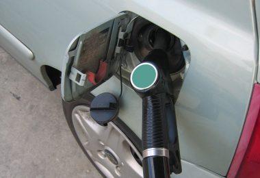car smells like gas