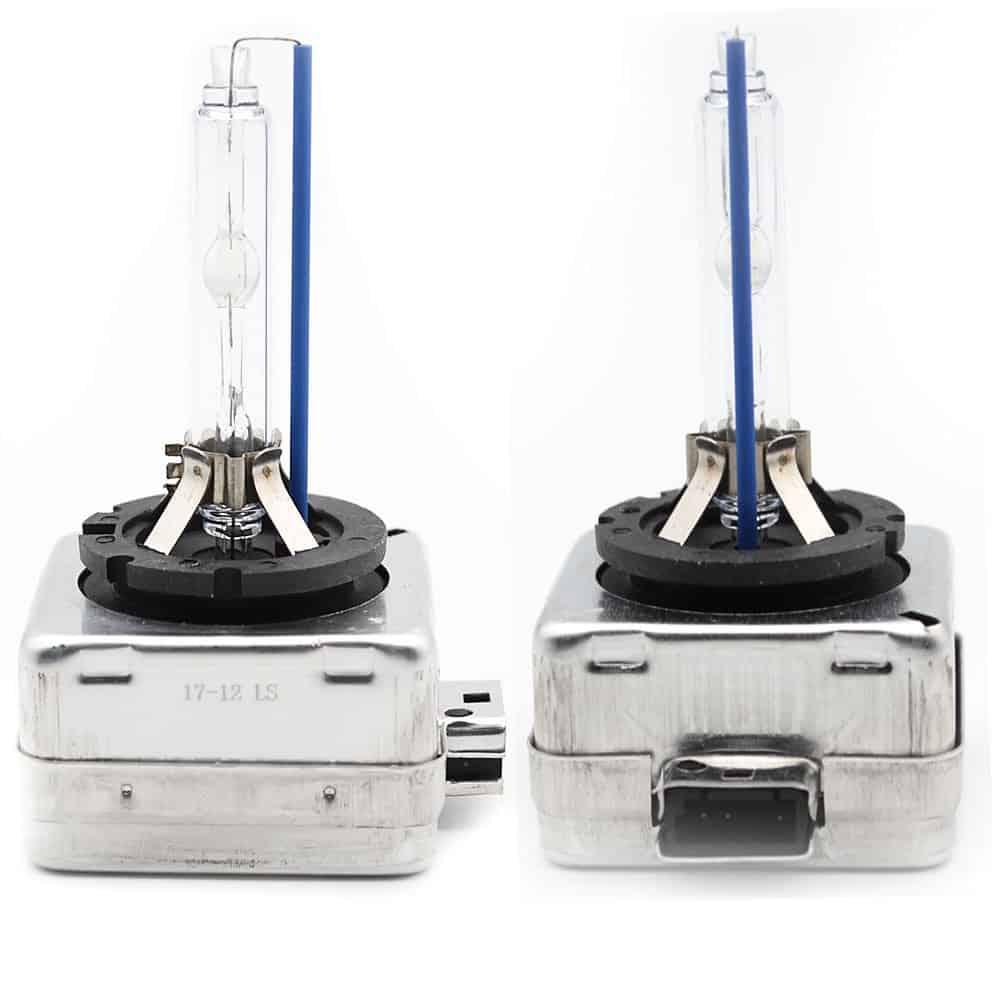 xenon HID bulbs