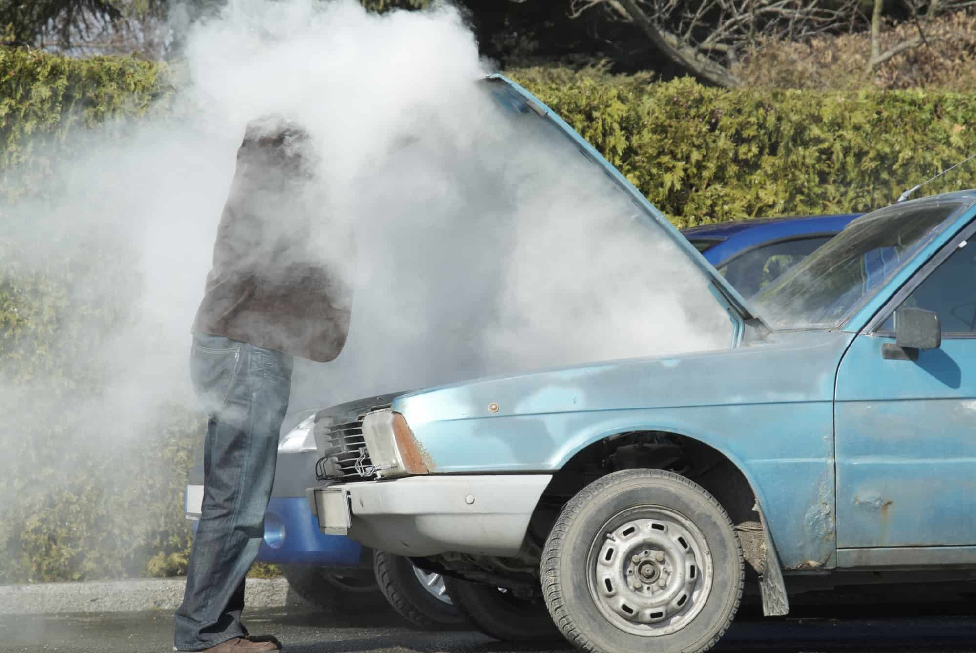 What Causes A Car To Overheat When Idling The Motor Guy