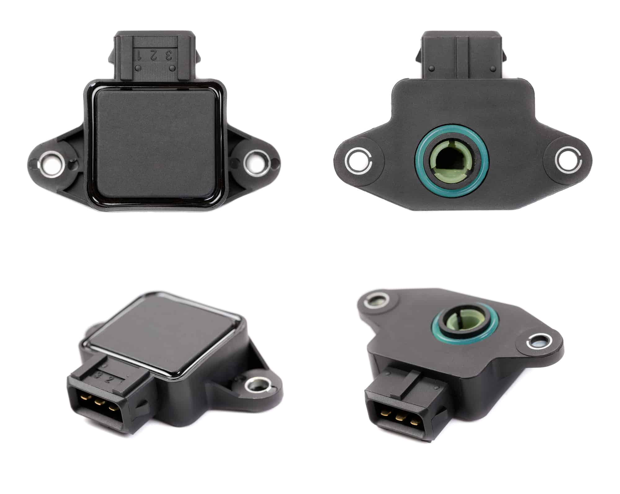 typical throttle position sensor