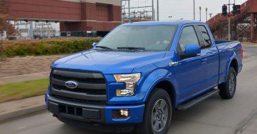 Ford f150 alternator