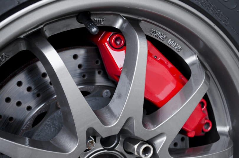 what causes noise when braking